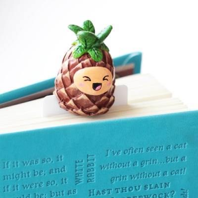 myBookmark手工書籤-酸甜小鳳梨