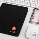 CARECASE 小怪獸 iPad 5 (2017) 平板殼/保護殼 (書本式/軟殼/內置筆槽) 黑色 product thumbnail 1
