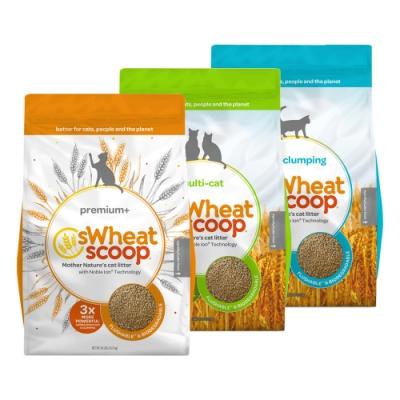 sWheat Scoop麥點| 綠標-多貓家庭適用36磅
