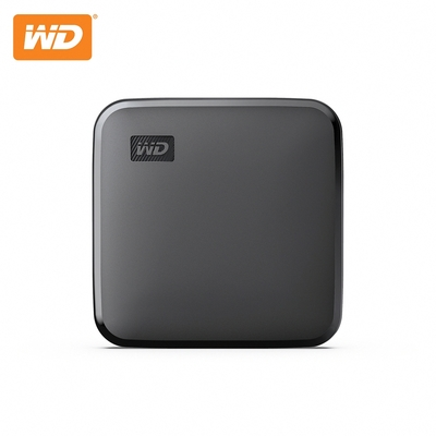 WD Elements SE SSD 2TB 外接式SSD