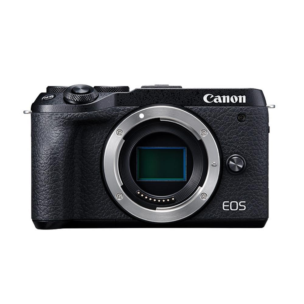 Canon EOS M6 Mark II 單機身 (公司貨)