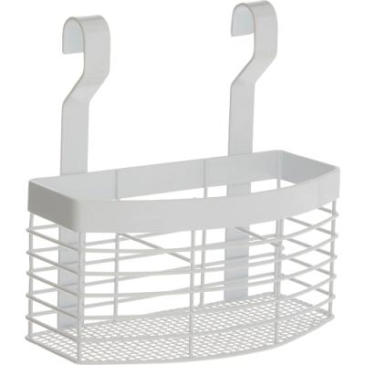 《Premier》3格掛式餐具收納架(白)