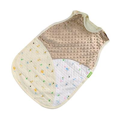 嬰兒厚保暖防踢背心式睡袋 b0148 魔法Baby