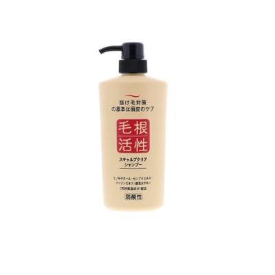 日本 純藥 毛囊活化(毛根活性)頭皮護理洗髮精