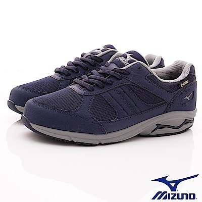 Mizuno美津濃-GORE-TEX健走鞋-182614藍(女段)