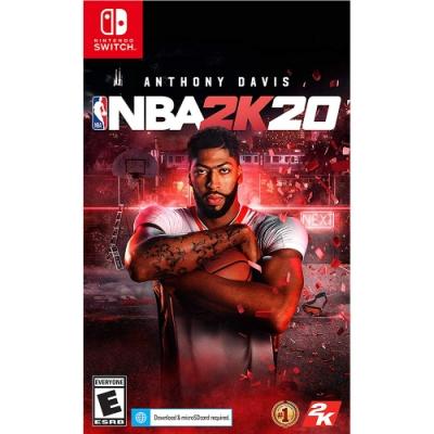 (預購) NBA 2K20 -NS中文一般版