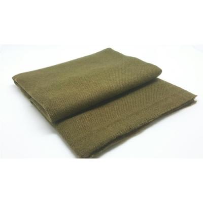【F.M&Carol】曦心系列- 100%純喀什米爾厚款羊絨披肩(橄欖綠)