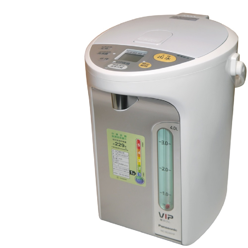 Panasonic 國際牌 4L旗艦型熱水瓶 NC-HU401P