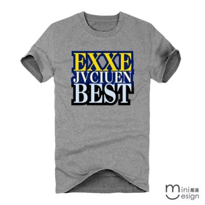 (男款)EXXE字母美式街頭潮流設計短T 三色-Minidesign