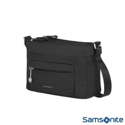 Samsonite新秀麗 Move3.0經典時尚女性肩背包(黑)