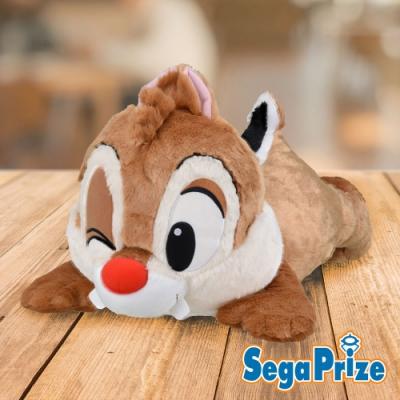 【日本進口】SEGA Disney迪士尼 景品 奇奇蒂蒂 趴姿 絨毛娃娃 蒂蒂款