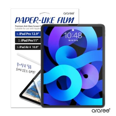Araree Apple iPad Pro 12.9寸(2020) 紙觸感螢幕保護貼