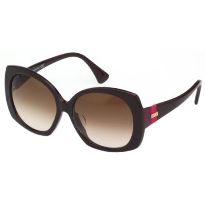 TOD'S 經典 太陽眼鏡(深咖啡)TO173F