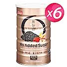 紅布朗 黑芝麻紅豆粉x6罐(450g/罐)