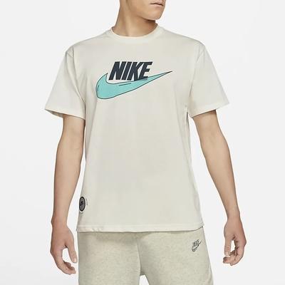 Nike NSW TEE M2Z PURPOSE 塗鴉 男短袖上衣-米-DJ1340901