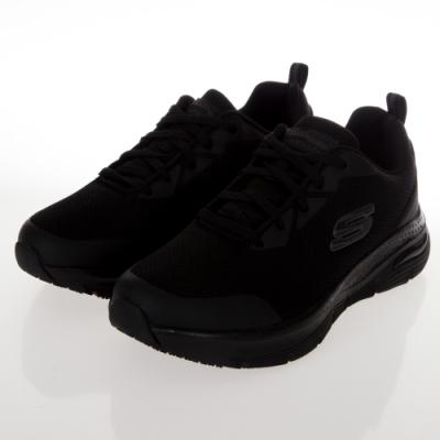 SKECHERS 女工作鞋系列 ARCH FIT SR-108019BLK
