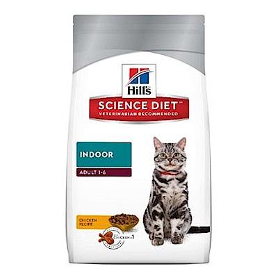 希爾思Hills 室內貓成貓專用配方 雞肉口味2kg