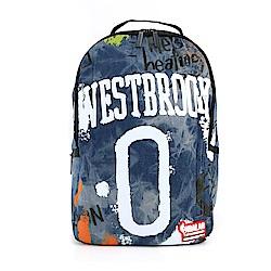 Sprayground NBA LAB 潮流後背包 Russell Westbrook