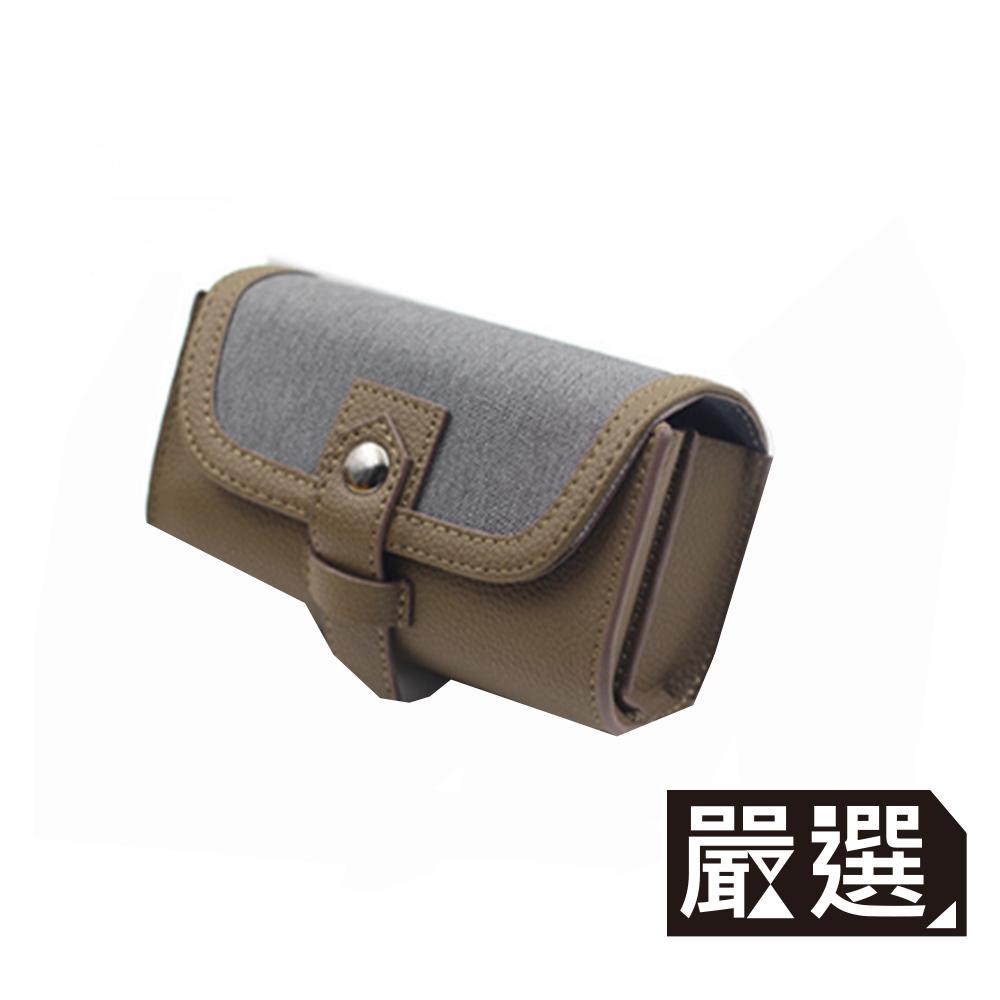 嚴選 專為IQOS設計 手作質感電子菸配件全收納皮套 @ Y!購物