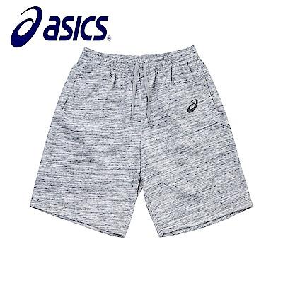Asics 亞瑟士 男女針織短褲 麻灰 K31830-93