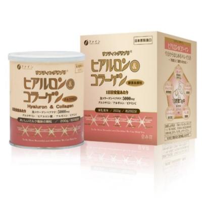 日本 FINE 膠原蛋白美顏粉 200g