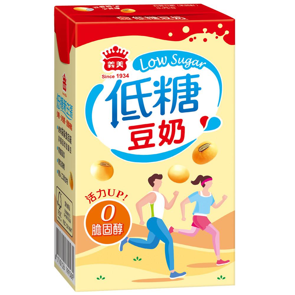 義美 低糖豆奶(250mlx24入)