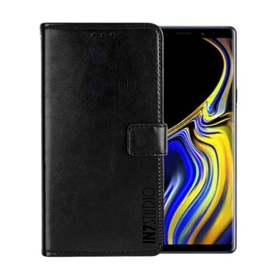 IN7 瘋馬紋 Samsung Note 9 (6.4吋) 錢包式 磁扣側掀PU皮套 吊飾孔 手機皮套保護殼
