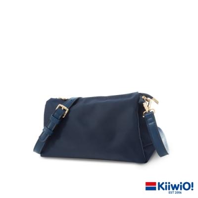 Kiiwi O! 輕量尼龍實用三層兩用包 KIANA 藏青