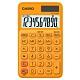 CASIO 10位元甜美馬卡龍輕巧口袋型計算機(SL-310UC-RG)-柳橙橘 product thumbnail 1