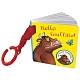 My First Gruffalo:Hello Gruffalo! 哈囉!古肥玀硬頁吊掛書 product thumbnail 1
