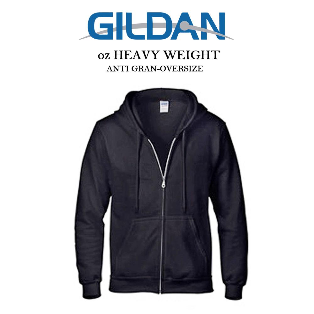 吉爾登GILDAN連帽外套 抗寒流 刷毛HOODIE88600