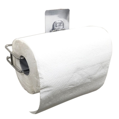 派樂 廚衛無痕多功能紙巾掛架(1入)廚房紙巾架