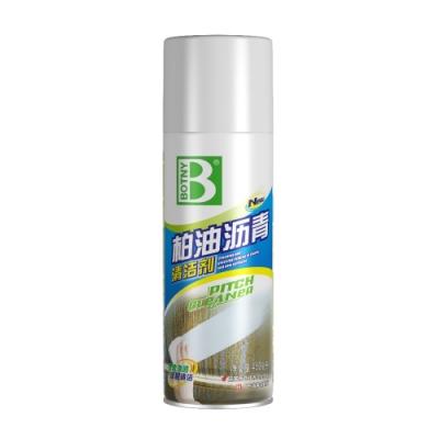 【BOTNY汽車美容】柏油污漬去除劑450ML 洗車場 柏油 瀝青 昆蟲 樹膠 蟲屍