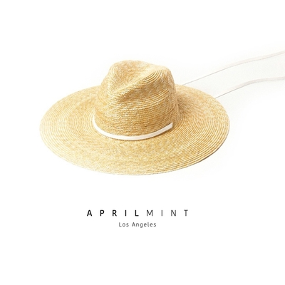 Stephaine - by April Mint Los Angeles牛仔好忙草帽
