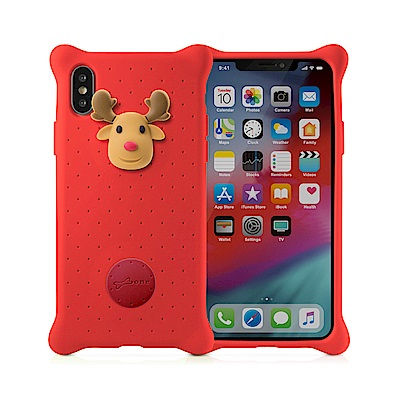 BONE / Phone XS 泡泡保護套-麋鹿