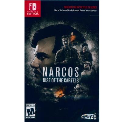 毒梟:卡特爾集團崛起 Narcos - Rise of The Cartels - NS Switch 中英日文美版