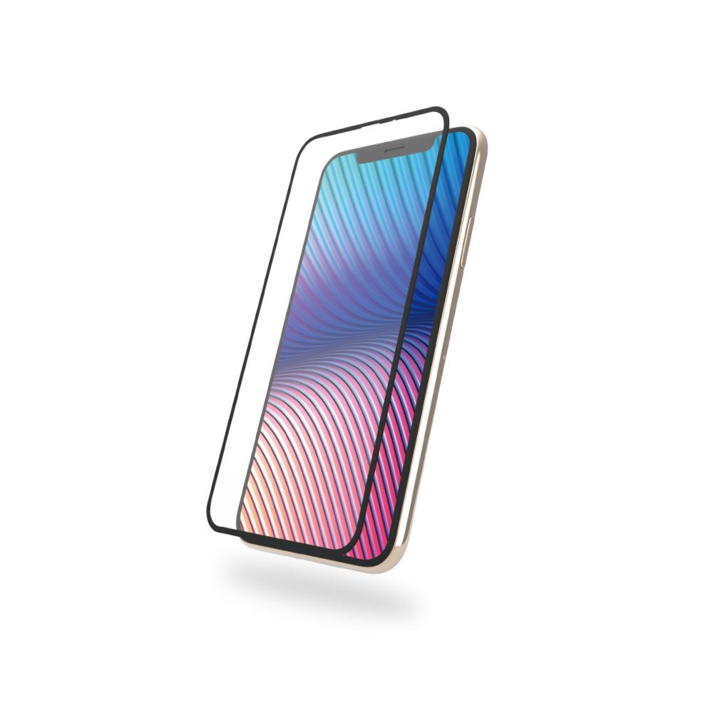 DIKE iPhoneX/XS滿版鋼化玻璃保護貼 DTS120