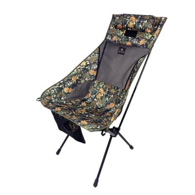 [OWL CAMP]極致輕量高背戰術椅.休閒椅月亮椅折疊椅露營椅野營釣魚椅