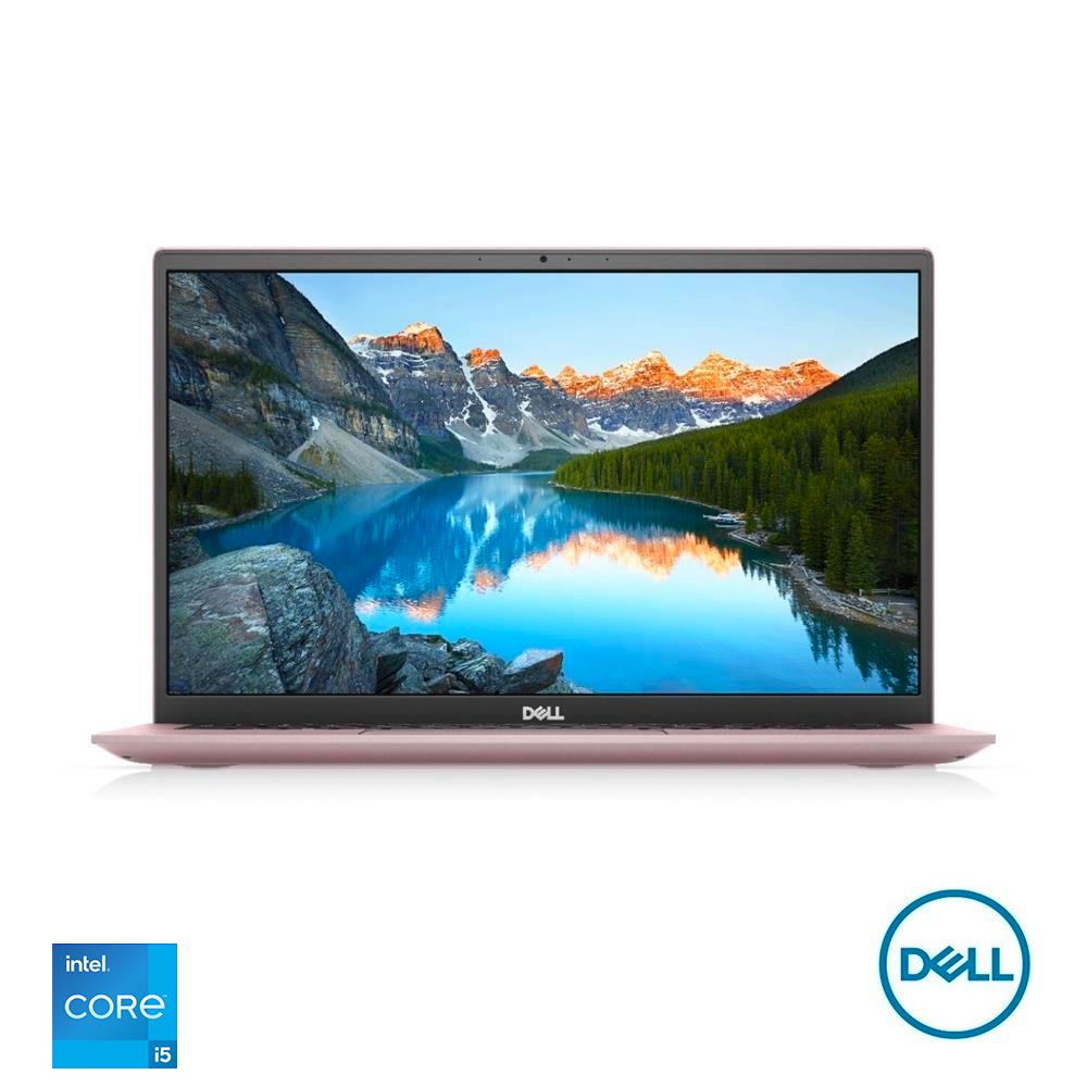 DELL Inspiron 5000 13吋筆電 (i5-1135G7/8G/512G/MX350/Win10/粉紅沙) product image 1