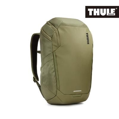 THULE-Chasm 26L筆電後背包TCHB-115-橄欖綠