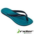 RIDER 女 PLUSH III FEM 夾腳拖鞋-藍