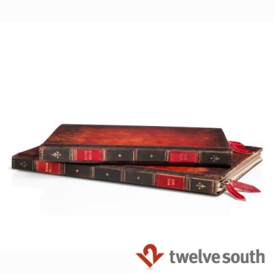 Twelve South 復古書 12 吋the new MacBook 保護套-典藏版