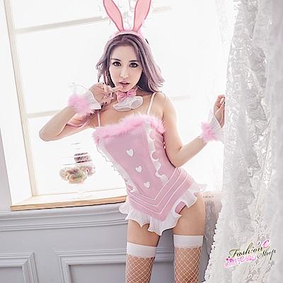 角色扮演情趣兔女郎 尾牙表演服裝cosplay服裝兔女制服 流行E線