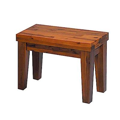 Bernice-古寧全實木小椅凳/板凳-60x35x45cm
