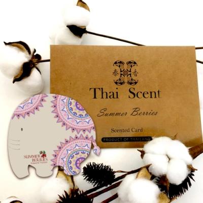 ThaiScent泰香 Summer Berry夏日野莓香氛掛片