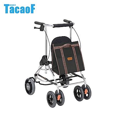日本TacaoF幸和 休閒托特助行器R型-黑