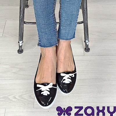 Zaxy 巴西 女 CITY II 復古甜心淑女鞋 (黑色)