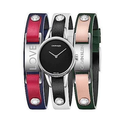CALVIN KLEIN #MYCALVIN 系列腕錶