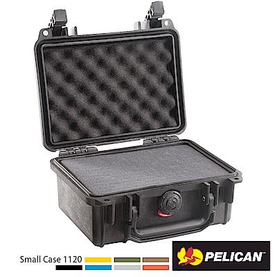 美國 PELICAN 1120 氣密箱-含泡棉(黑)