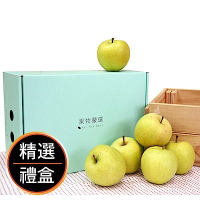 【果物配】TOKI水蜜桃蘋果禮盒.日本青森(1.8kg/6顆入)